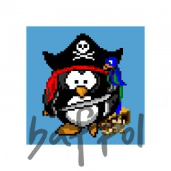 KANWA 5733 PINGWIN PIRAT