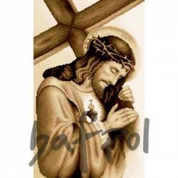 KANWA 7048 JEZUS Z KRZYŻEM